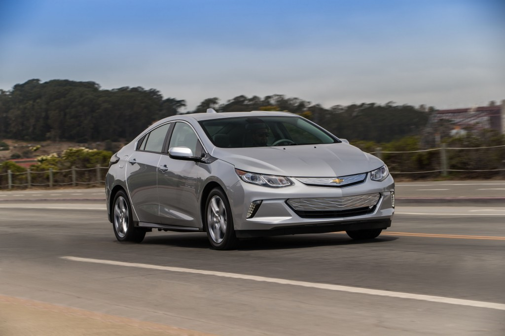 Chevy Volt may be replaced in 2022 with plug-in hybrid ...