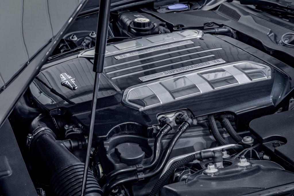 David Brown Auto reveals 601-horsepower Speedback Silverstone Edition