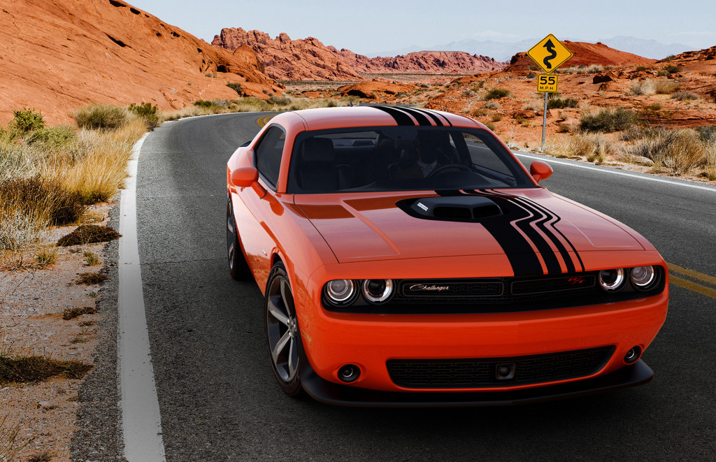 Dodge Challenger and Charger get fresh heritage-inspired options