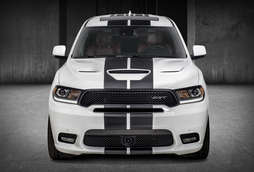 Turn Up The Heat On The Durango With These Mopar Upgrades - Cool car upgrades