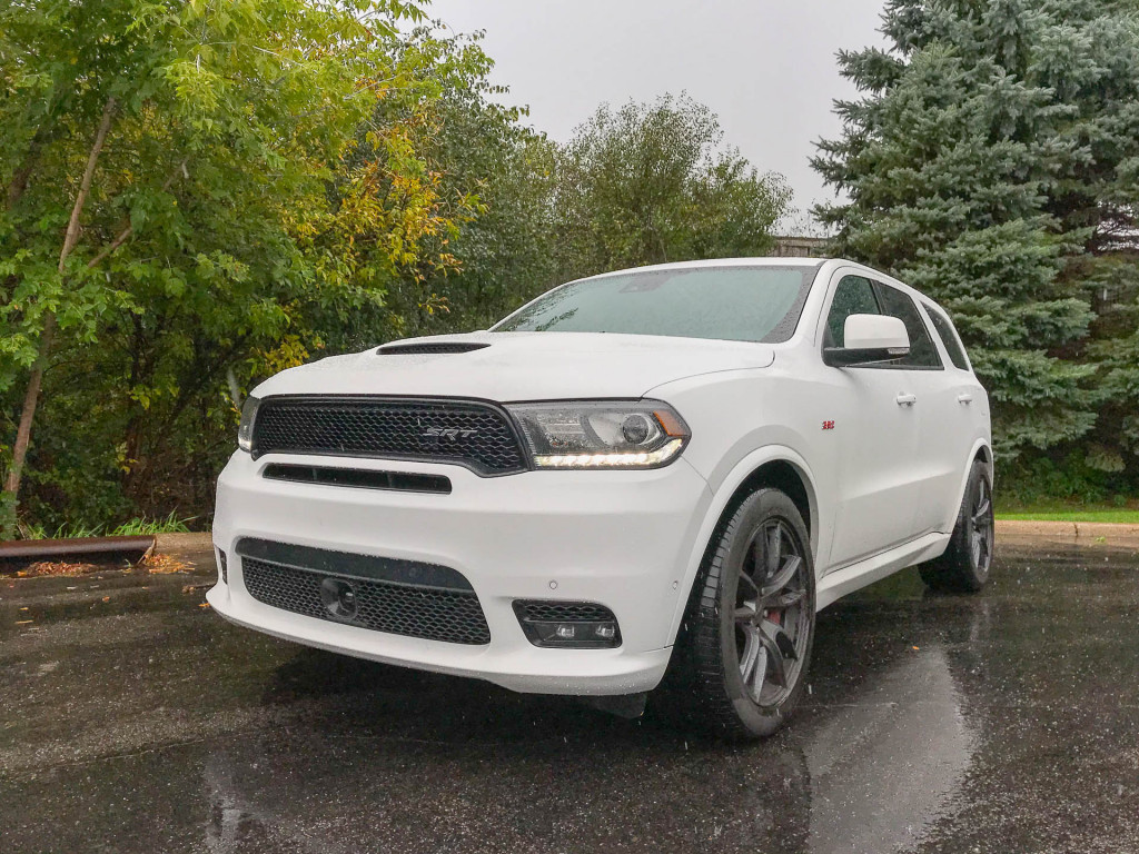 Dodge srt dodge durango : 6 things you need to know about the 2018 Dodge Durango SRT