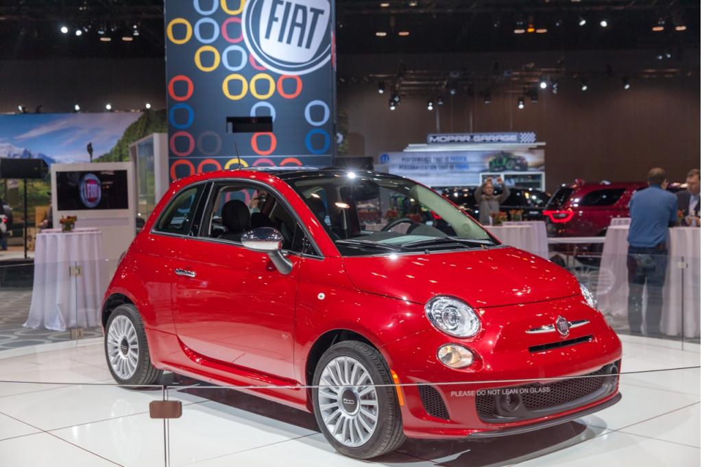 2018 Fiat 500 video preview