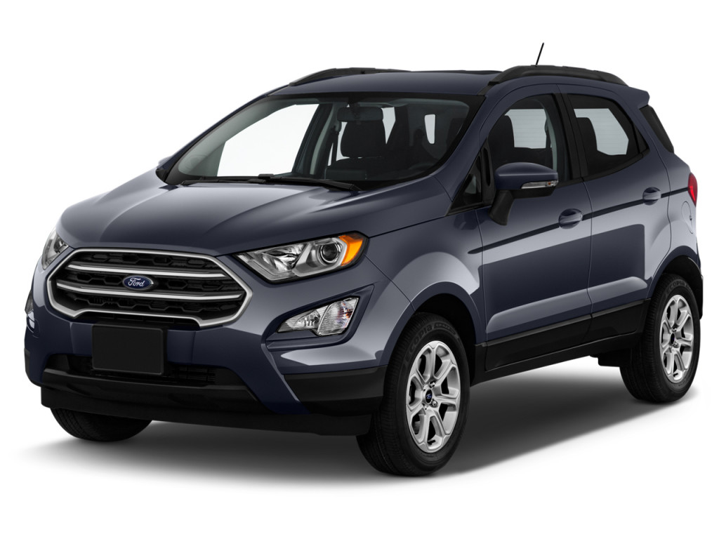 2018 ford ecosport review, ratings, specs, prices, and photos