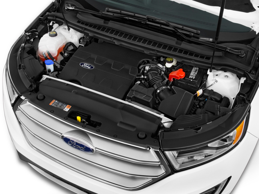 Ford Edge Sel Fwd Engine