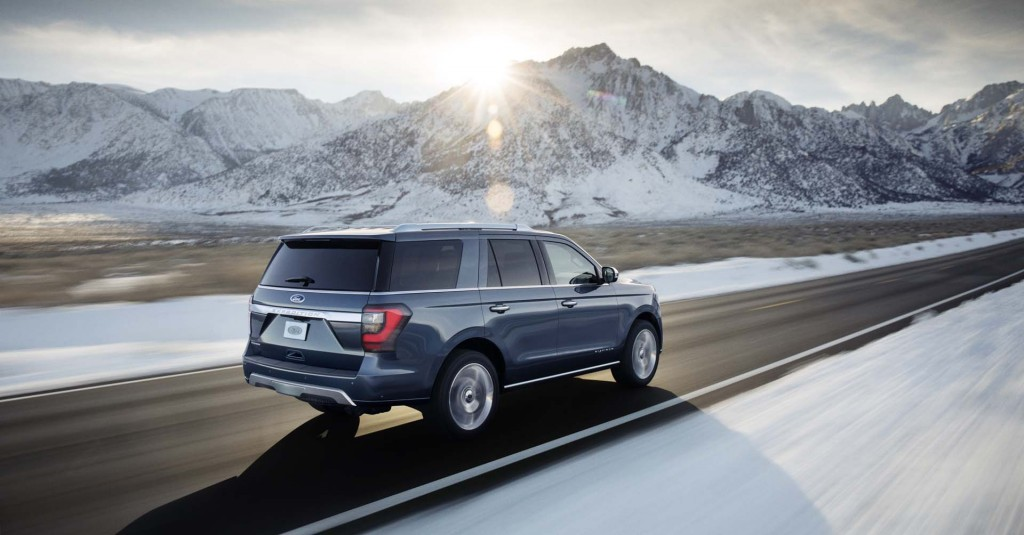 Ford increasing production of Expedition, Navigator SUVs