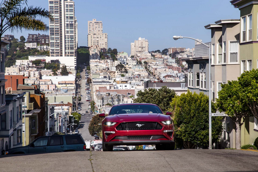 Ford Mustang is the best-selling sport coupe globally, again