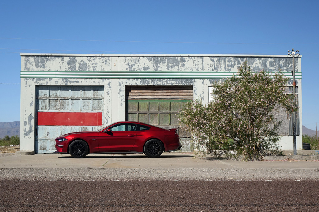 Terlingua, Texas: Where Carroll Shelby's rat pack let their Mustangs run wild