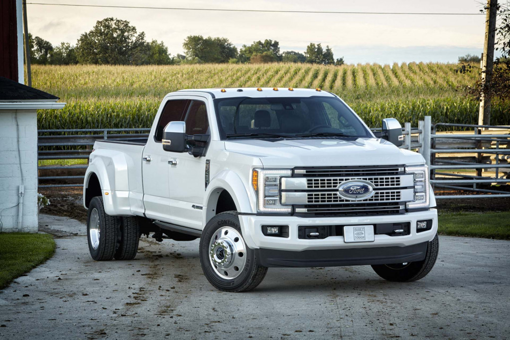2018 Ford Super Duty F 250 Review Ratings Specs Prices And Photos The Car Connection