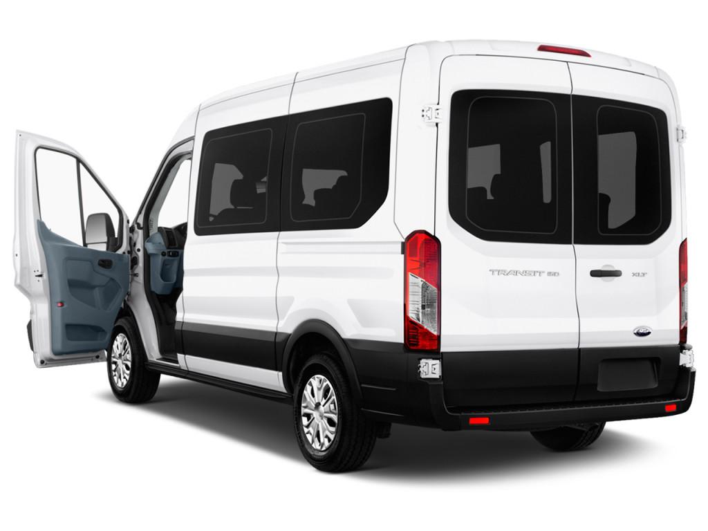 Image 2018 Ford Transit Passenger Wagon T 150 130 Quot Med