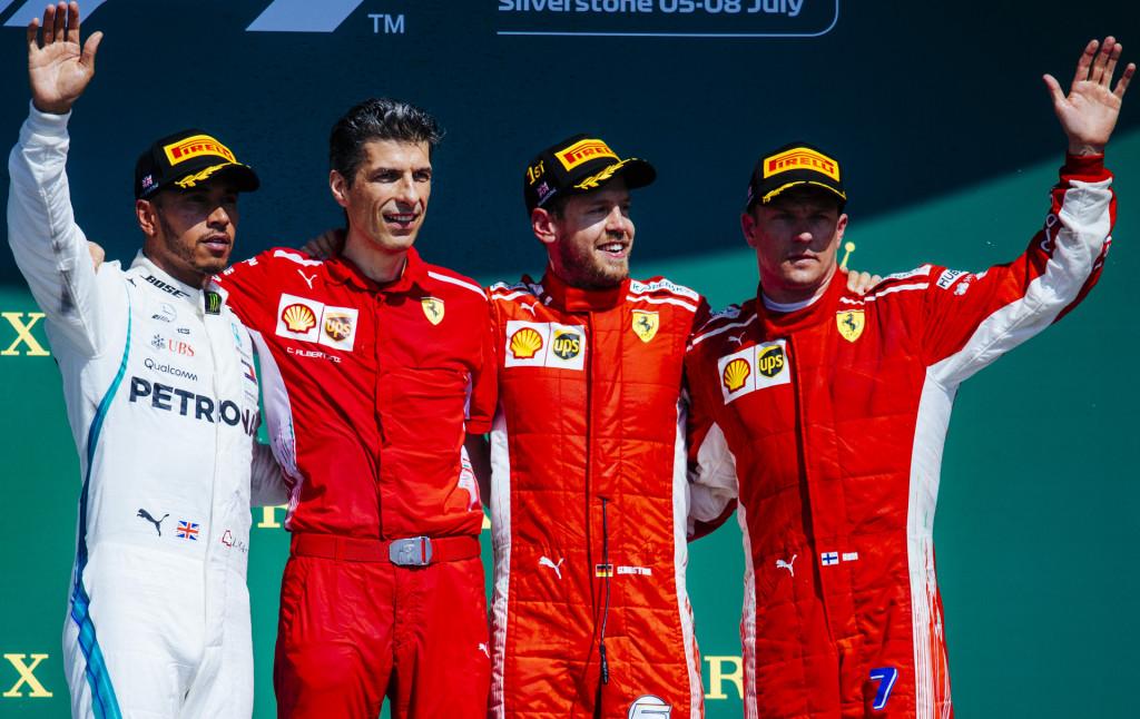 2018 Formula 1 British Grand Prix