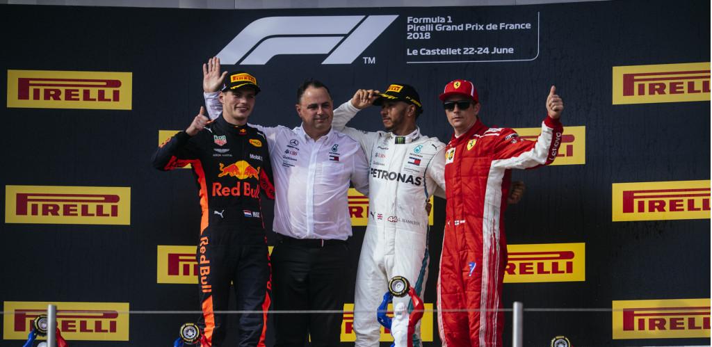 2018 Formula 1 French Grand Prix