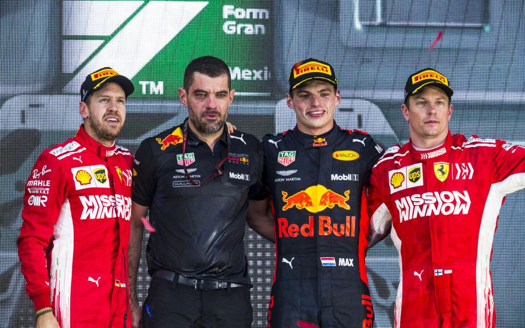 2018 Formula 1 Mexican Grand Prix