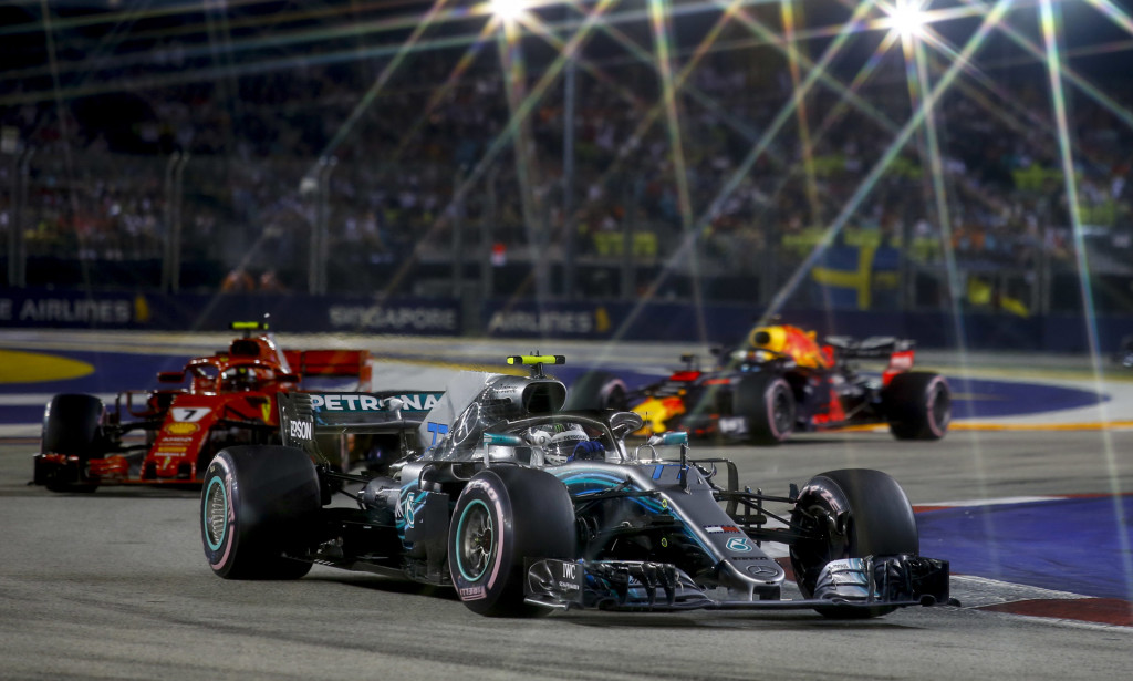 2018 Formula 1 Singapore Grand Prix
