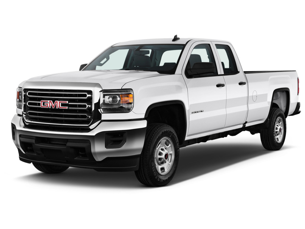 2018 Gmc Sierra 2500hd Review Ratings Specs Prices And Photos The Car Connection