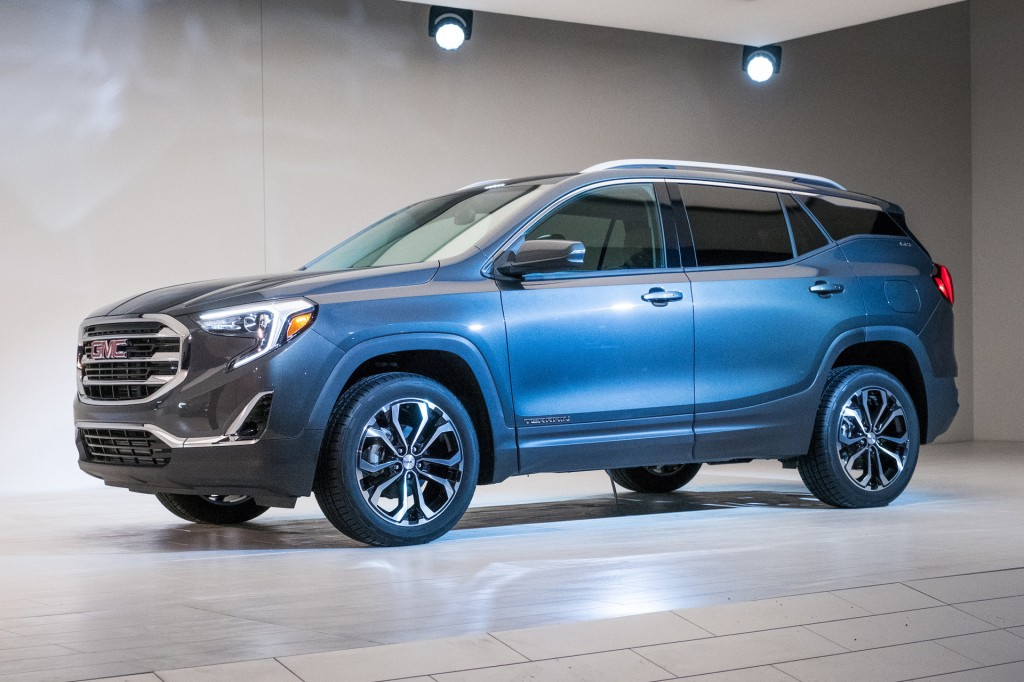 2018 GMC Terrain, 2018 Lexus LS, F-150 goes diesel: What's ...