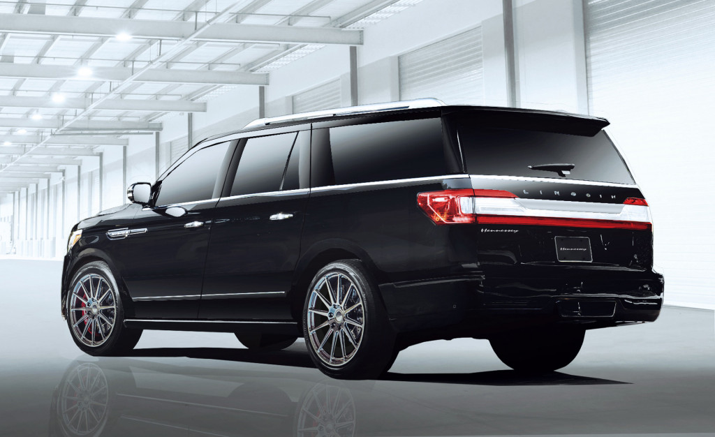 2018 Hennessey HPE600 Lincoln Navigator