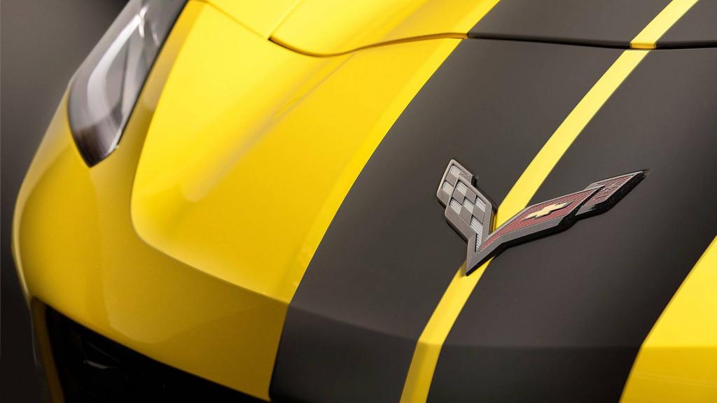 Hertz celebrates 100th anniversary with special Corvette Z06