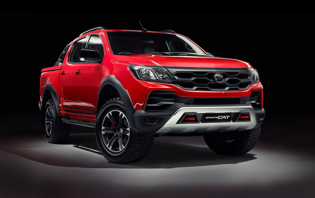 HSV studying Chevy Colorado-based Ranger Raptor rival