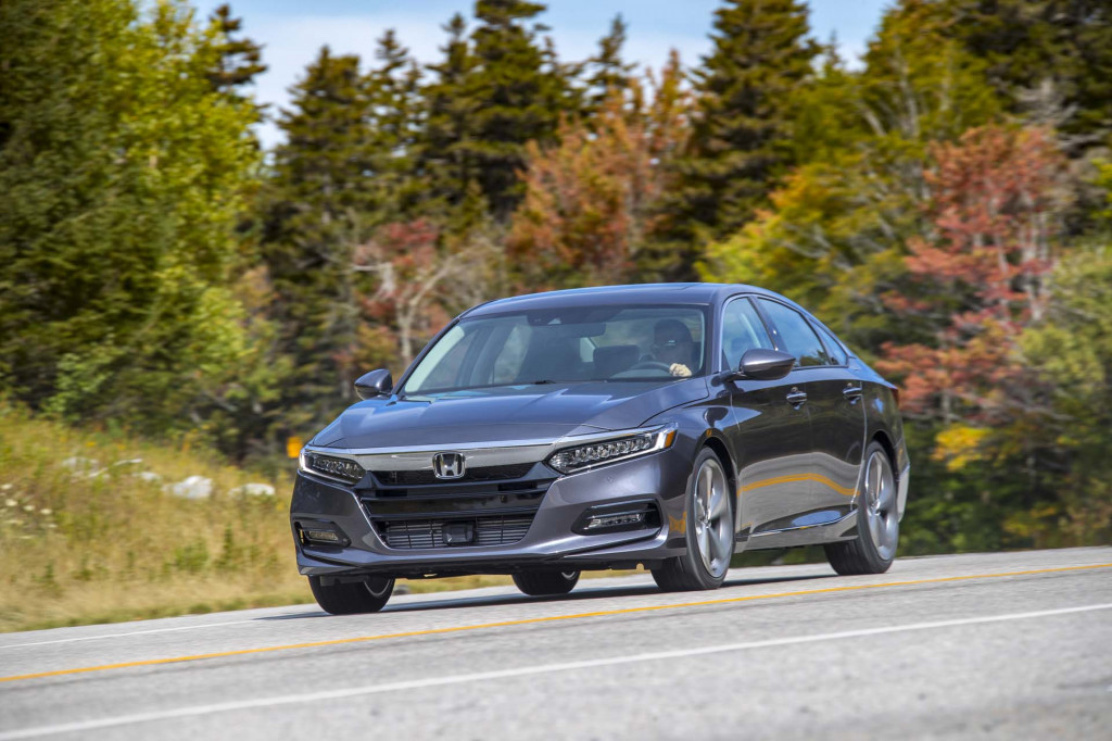 Honda Accord Lincoln Navigator And Volvo XC60 Named 2018 North American Car Truck