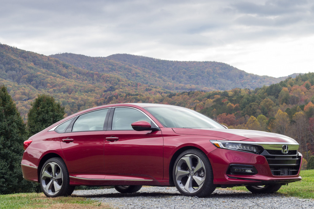 luxury car in honda  Highly acclaimed 2018 Honda Accord sees demand soften in favor of ...