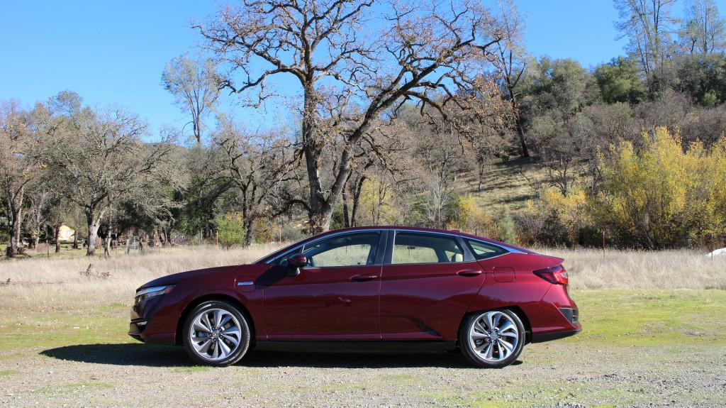 2018 honda clarity plug-in hybrid first drive