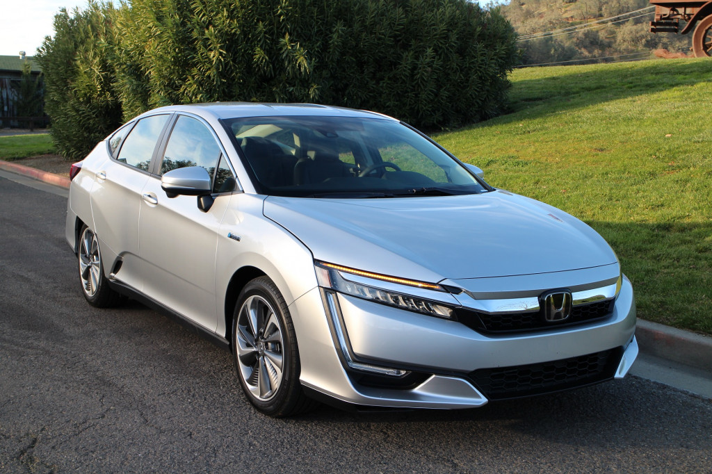 2018 Honda Clarity Review Ratings Specs Prices And Photos The
