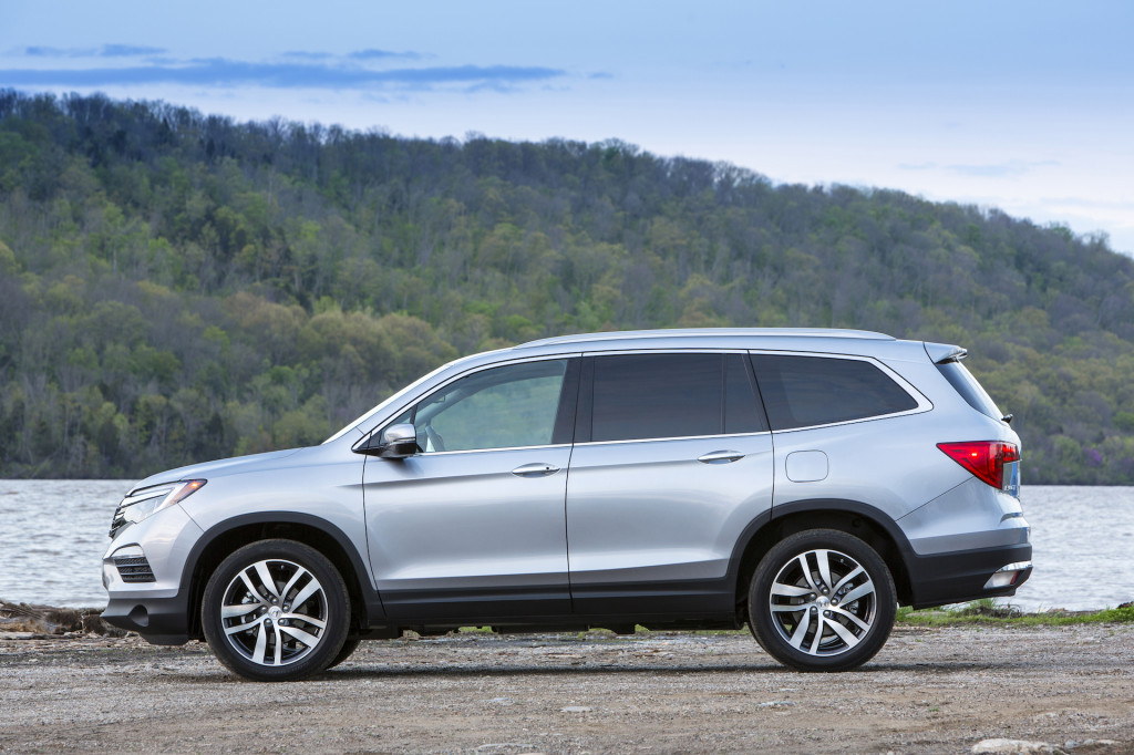 2018 honda pilot review ratings specs prices and photos the 2018 honda pilot review ratings specs prices and photos the car connection sciox Images