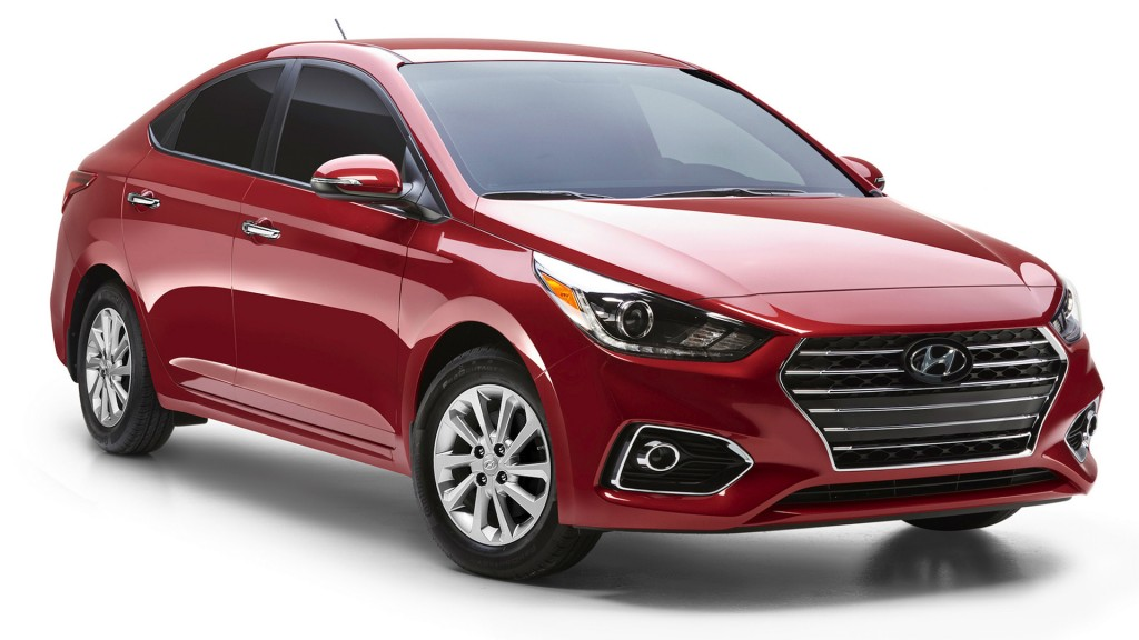 All-new 2018 Hyundai Accent adds lots of safety tech