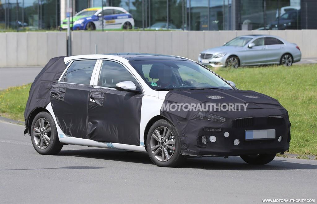 First Hyundai N performance car to be based on next-gen i30 (Elantra GT)
