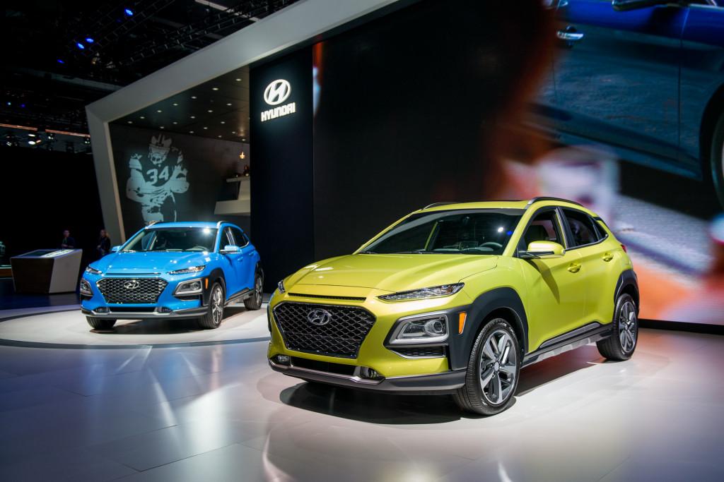 2018 Hyundai Kona video preview