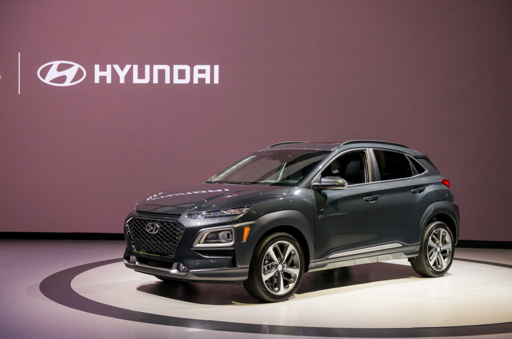 2018 Hyundai Kona Priced 2018 Infiniti Qx50 Driven