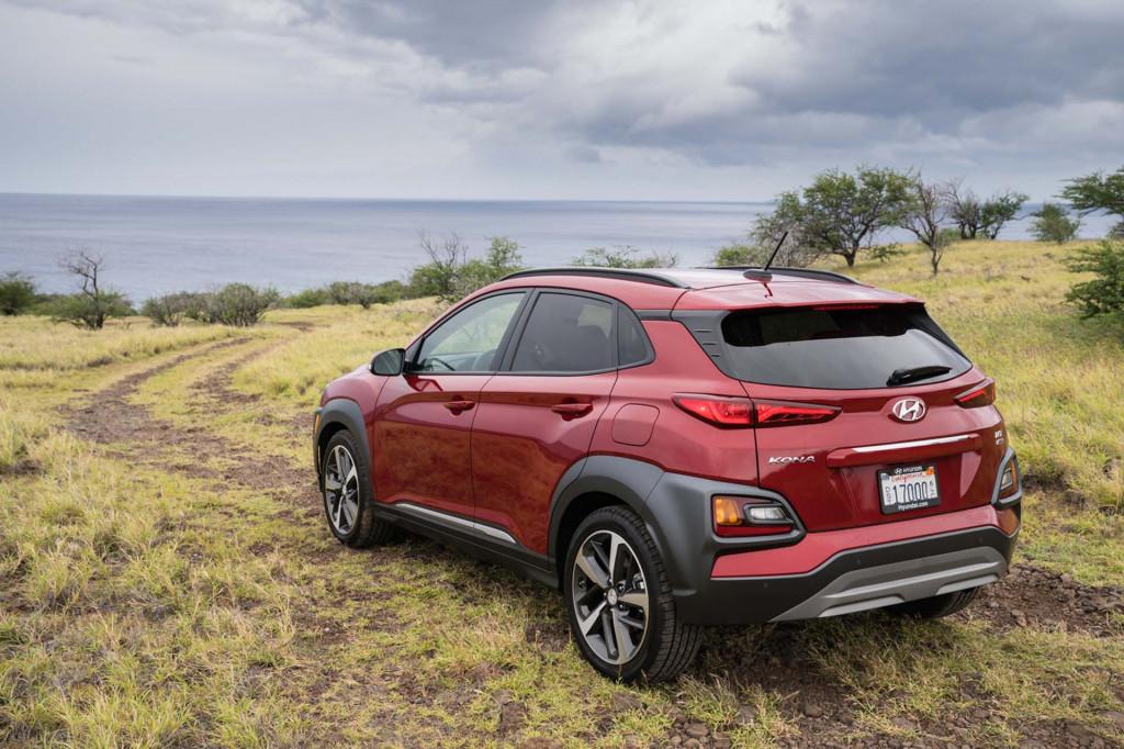 2018 Hyundai Kona first drive