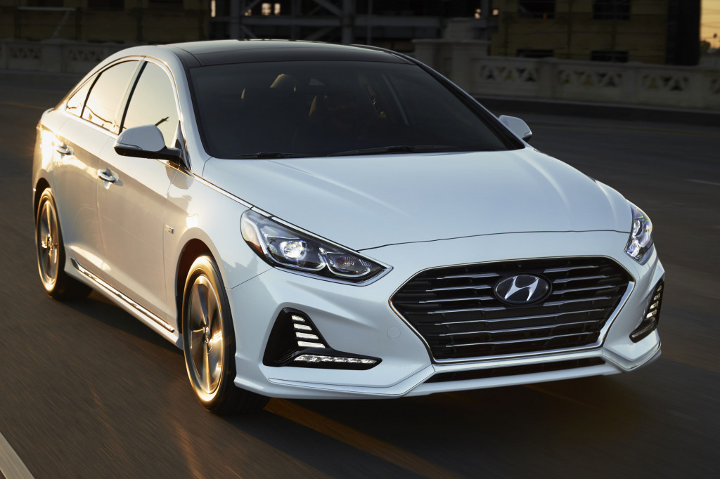 2018 Hyundai Sonata Plug-In Hybrid price cut to $34,135