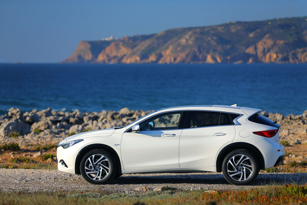 2020 Infiniti QX30 Becomes Electric Crossover SUV >> Infiniti Qx30 2020 Ford Explorer Plug In Pickup Trucks