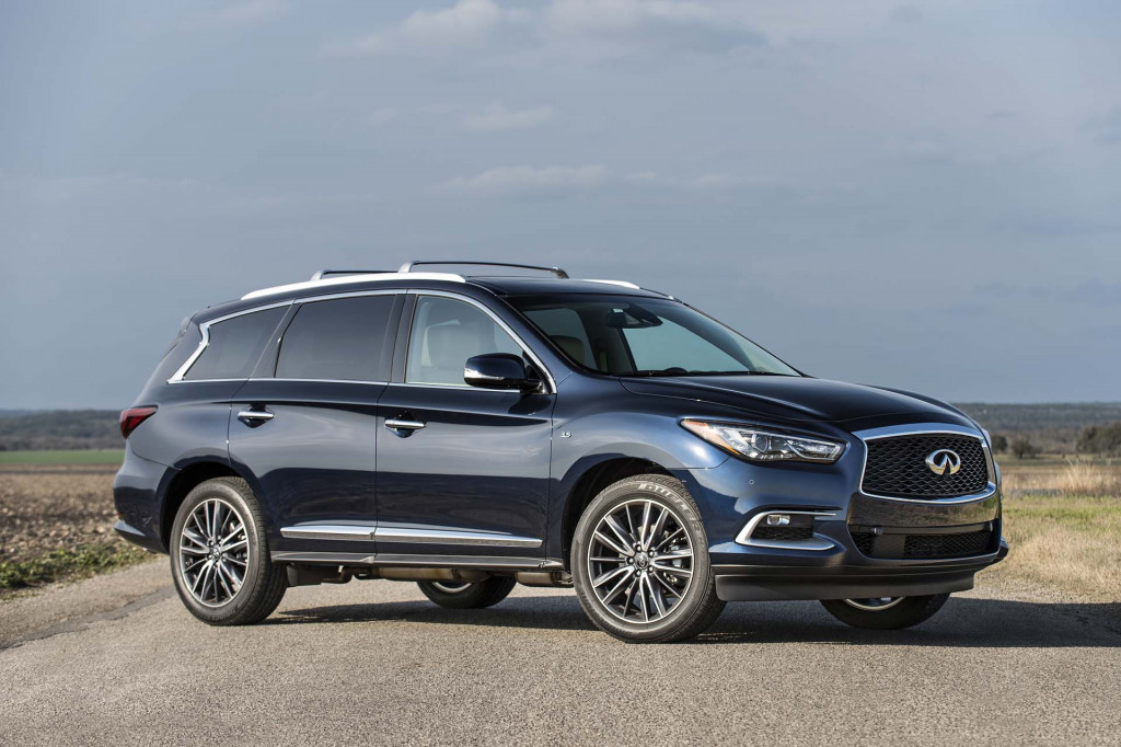 2018 Infiniti Qx60 Review Ratings Specs Prices And Photos The Car Connection