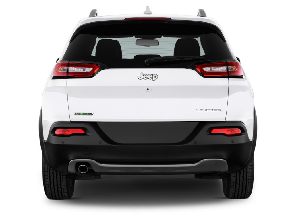 Image 2018 Jeep Cherokee Limited Fwd Rear Exterior View