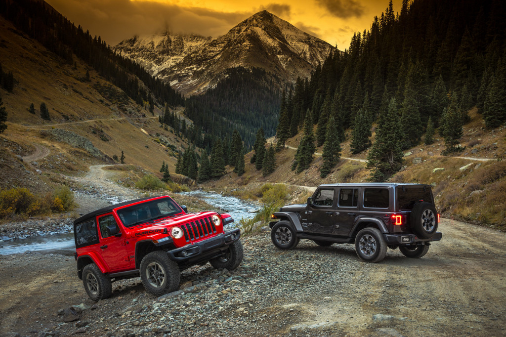 2018 Jeep Wrangler preview