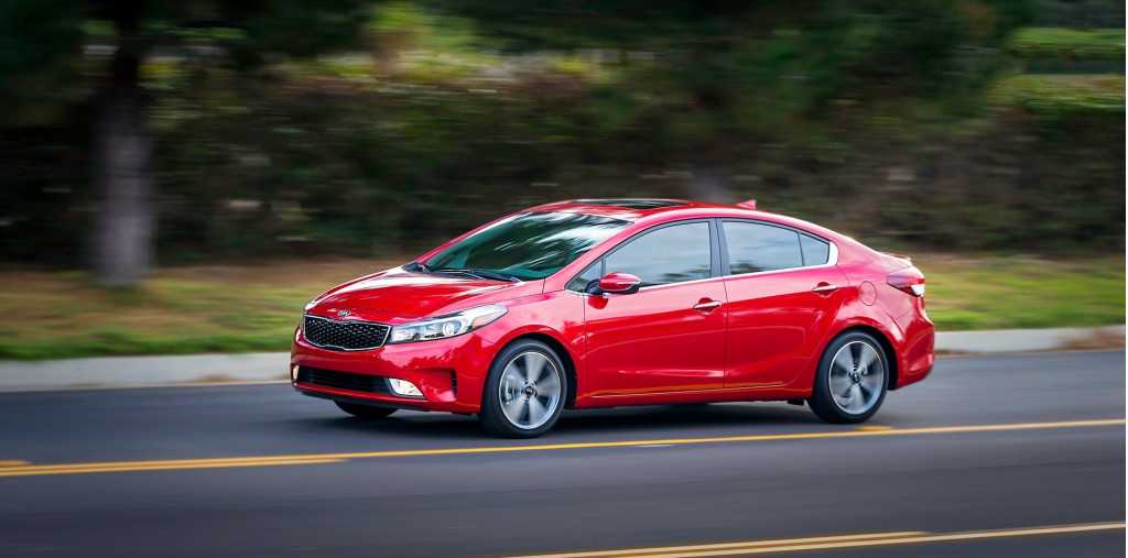 2018 Kia Forte Review Ratings Specs Prices And Photos The Car
