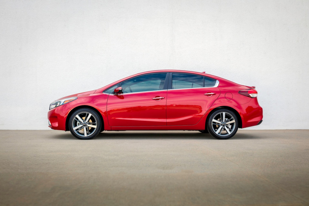 2018 Kia Forte Review Ratings Specs Prices And Photos The Car Connection