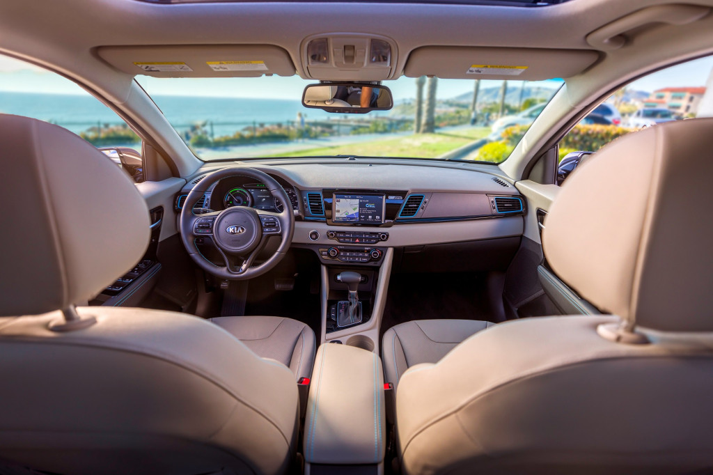 2018 Kia Niro Plug In Hybrid