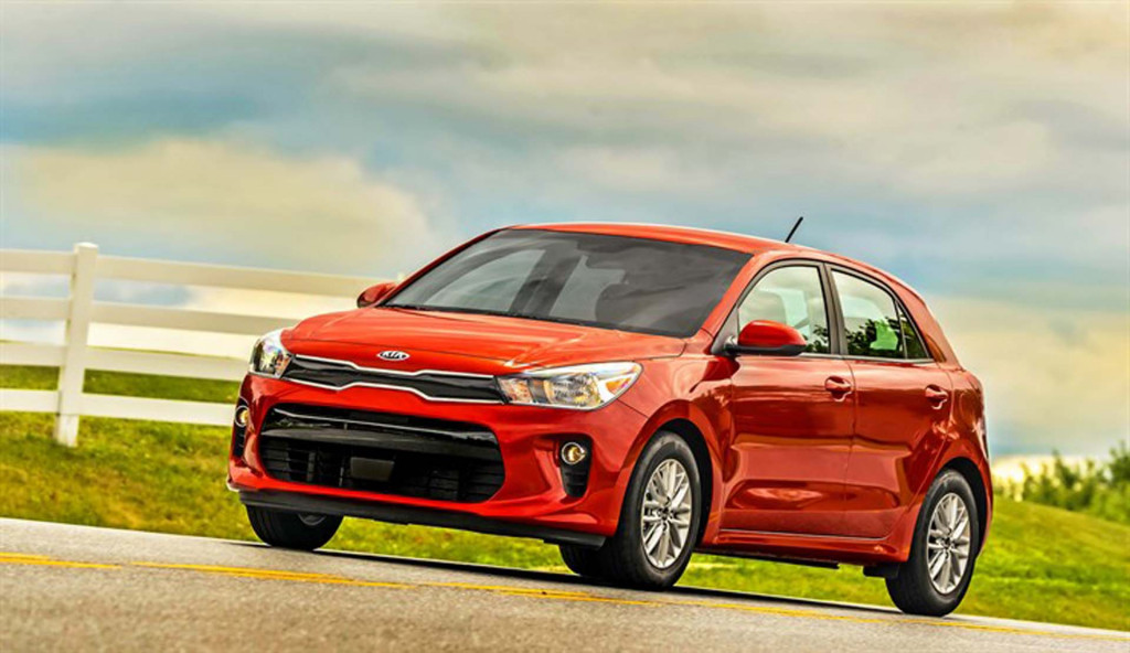 2019 kia rio lineup sliced diced priced from 16 195. Black Bedroom Furniture Sets. Home Design Ideas