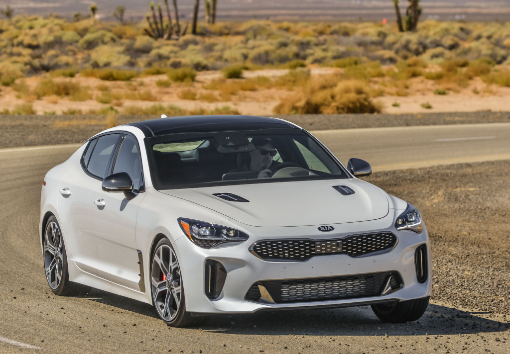 Kia Stinger recalled over wiring harness fire risk