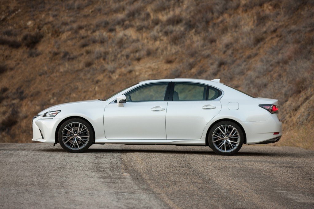 2018 Lexus Gs Review Ratings Specs Prices And Photos The Car