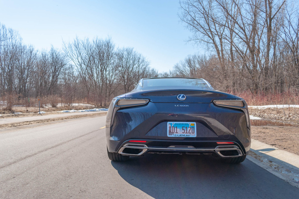 2018 Lexus LC 500h first drive: a glimpse into grand touring's future
