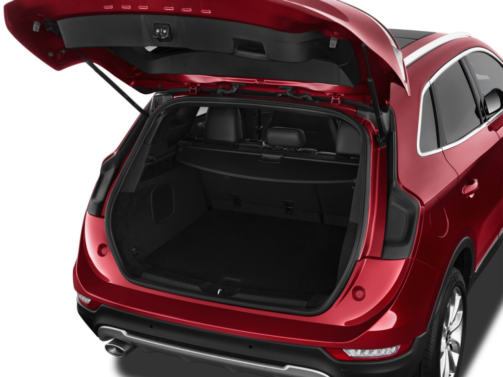 Image: 2018 Lincoln MKC Select FWD Trunk, size: 1024 x 768 ...