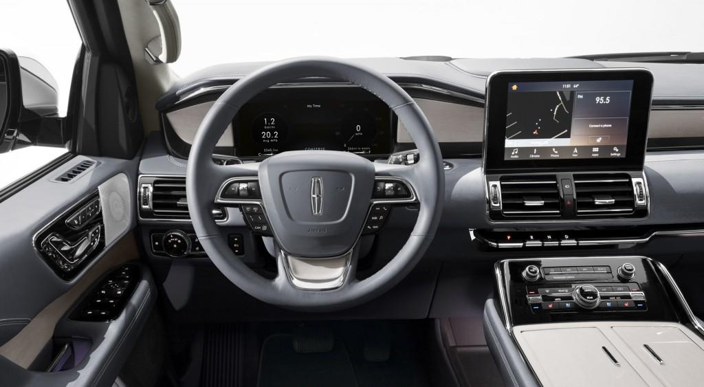 Image 2018 Lincoln Navigator Size 1024 X 563 Type Gif