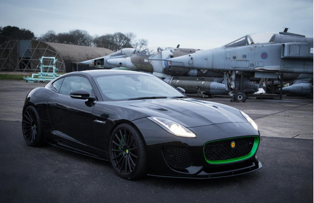 Lister Unveils New Thunder Sports Car