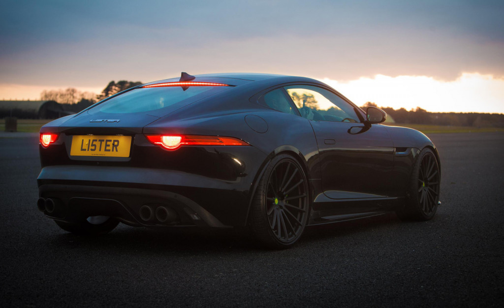 Lister unveils 'new' Thunder sports car