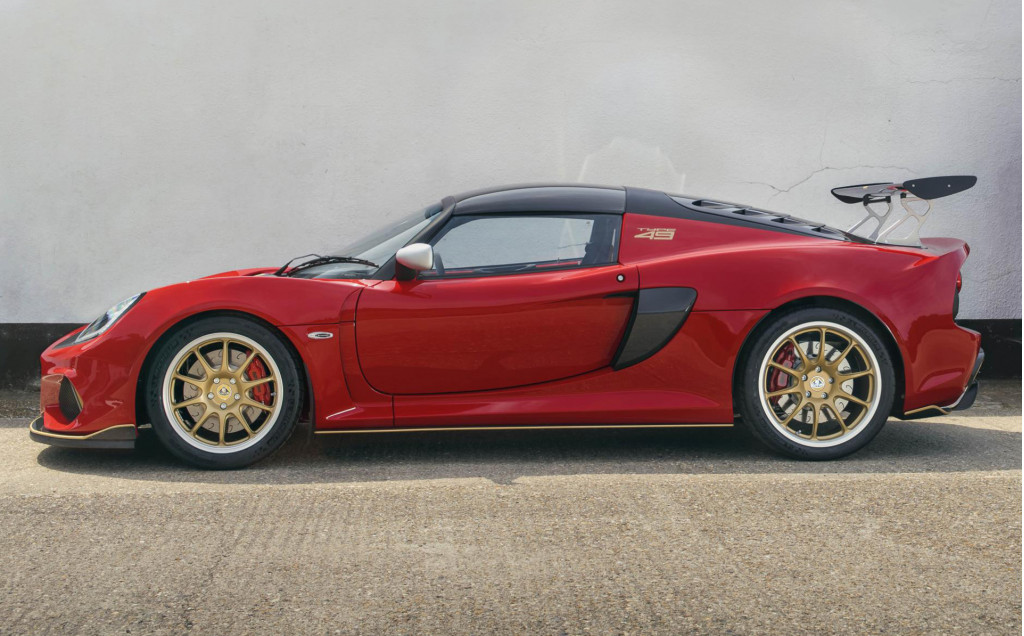 Lotus Exige Type 49 and 79 celebrate British marque's historic F1 victories