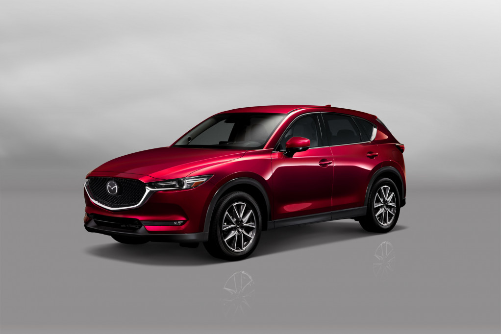 Mazda recalls 262K CX-5, Mazda 3, Mazda 6 cars for engine